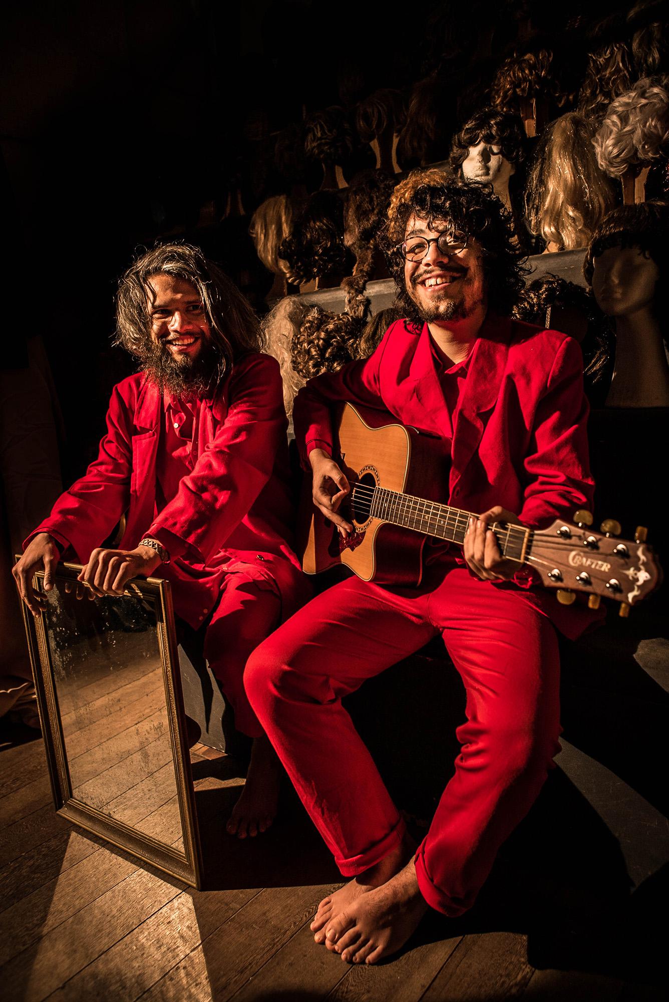 ALPARGATOS e Valentin #1 _ por Bruno dos Anjos